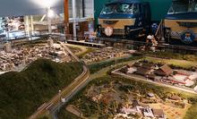 鉄道ファンもそうでない人も「ジオラマ京都JAPAN」の天体ショーに感動!