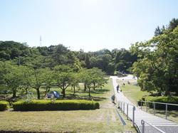 太陽が丘(京都府立山城総合運動公園)