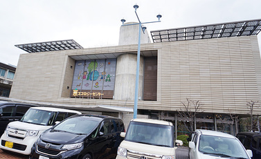 入場料無料で気軽に立ち寄れる。京エコロジーセンターで環境問題を考える。
